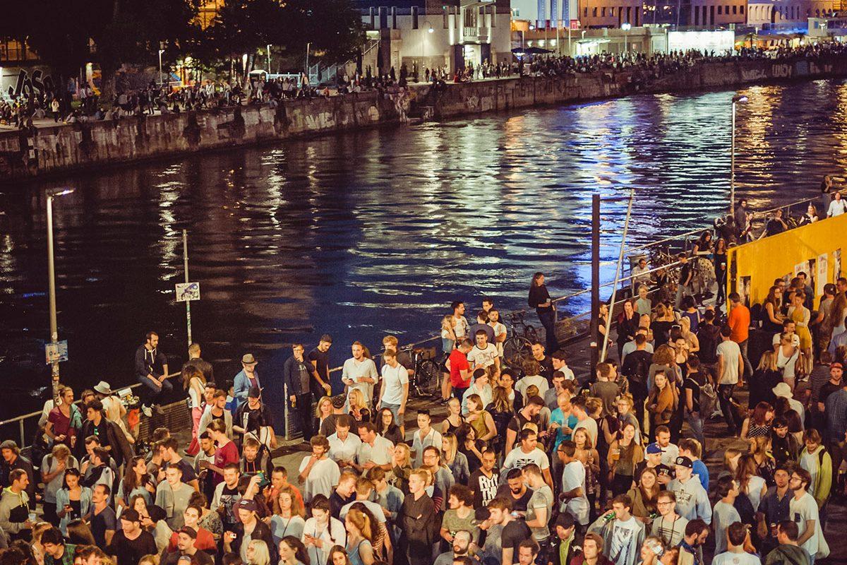 Donaukanaltreiben 2017 – Highlights und Programm beim Gratis-Fest