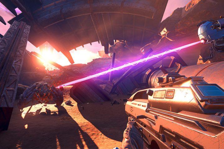 Auf Du und Du mit Aliens! Farpoint – der ultimative VR-Ego-Shooter