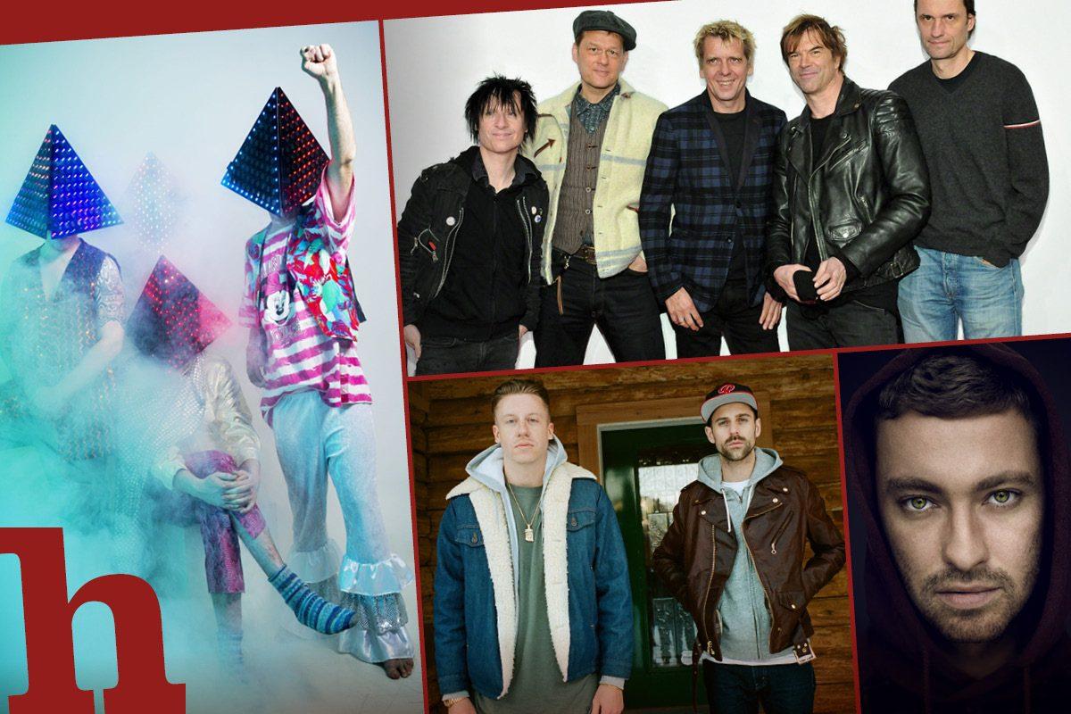 Rock in Vienna – Das sind die Bands und Highlights 2017