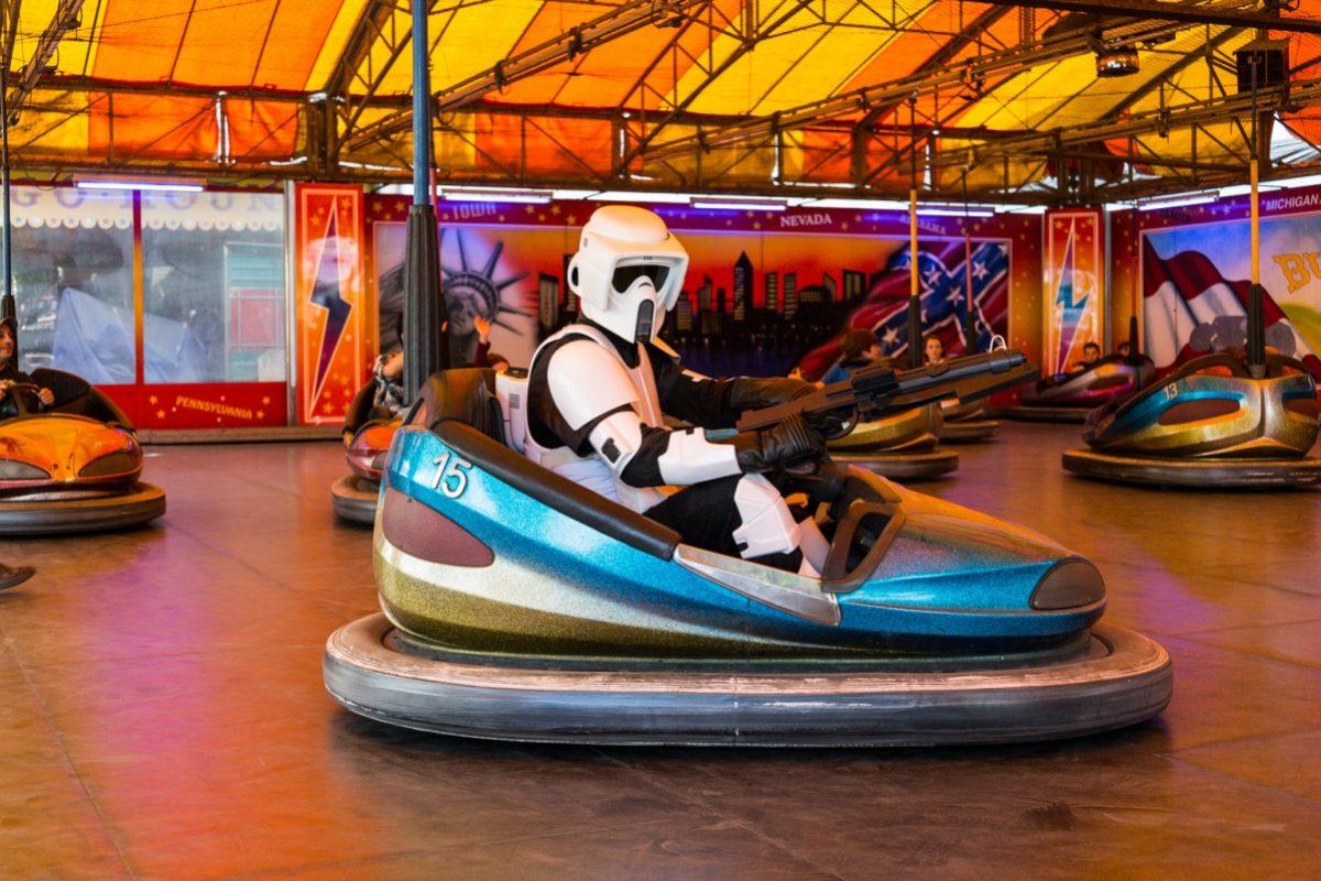 Sci-Fi Day 2017 im Wiener Prater – möge der Spaß mit dir sein