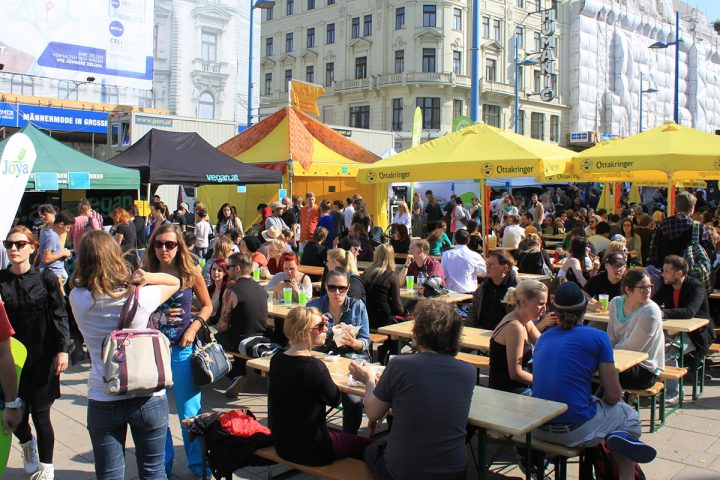 Veganmania 2017 – das größte vegane Sommerfestival Europas
