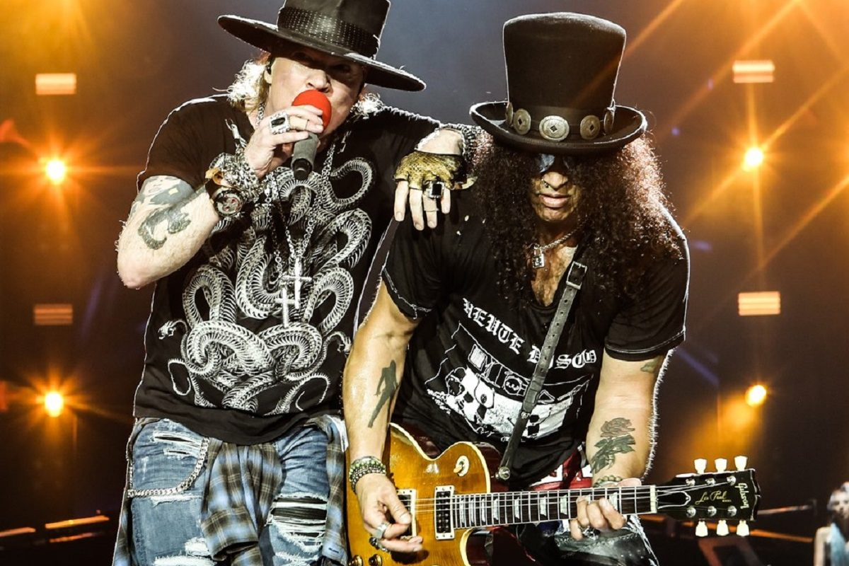 Guns N Roses Konzert In Wien So Legendär Wie In Hannover