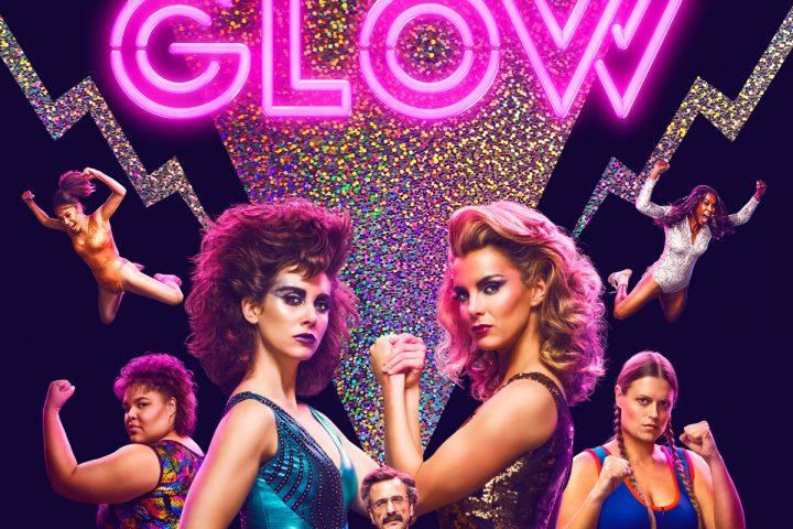 Neue Netflix-Serie Glow: Frauen fighten mit Föhnfrisur