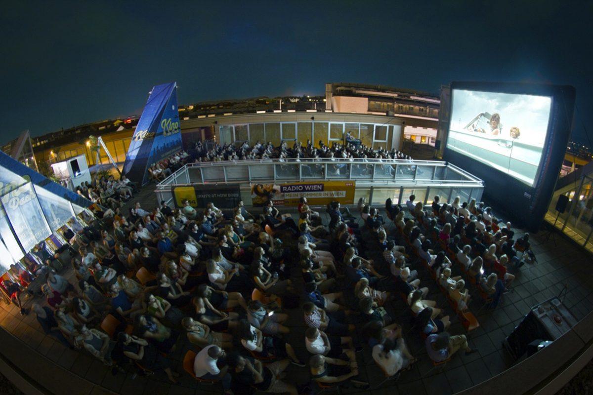 Ab ins Sommerkino! Die 10 besten Freiluftkinos in Wien 2017