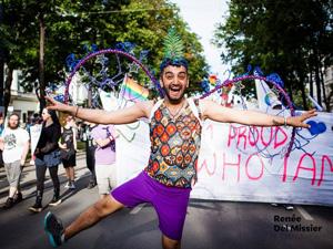 regenbogenparade, ring, 2017, vienna pride, vienna pride 2017, highlights, schwul, lesbisch, drag queen, wien, ringstraße, event