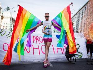 regenbogenparade, 2016, vienna pride, vienna pride 2017, highlights, schwul, lesbisch, drag queen, wien, ringstraße, event