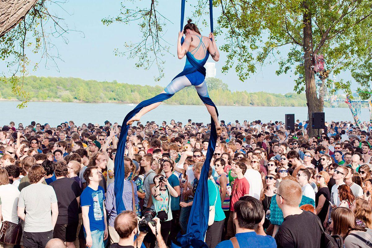Tanz durch den Tag! Gewinn 3-Tages-Pässe für das Aufwind Festival