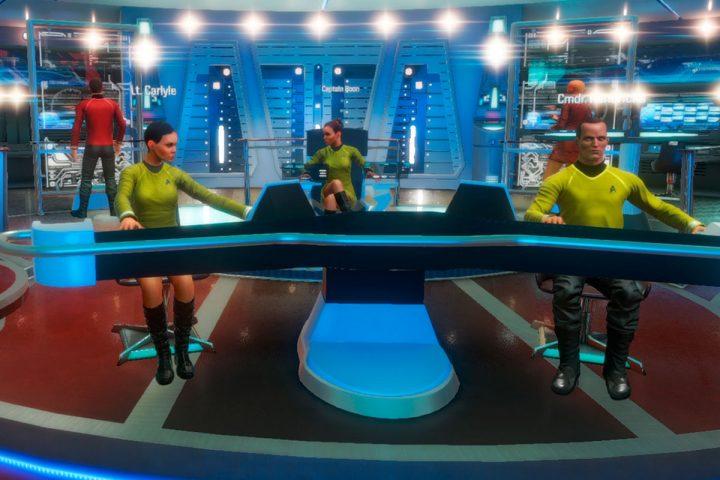 Star Trek Bridge Crew im Test – ein Meisterwerk mit Schwächen