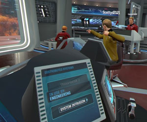 star trek bridge crew vr, star trek bridge crew, vr, virtual reality, psvr, story, steuerung, test, fazit, multiplayer
