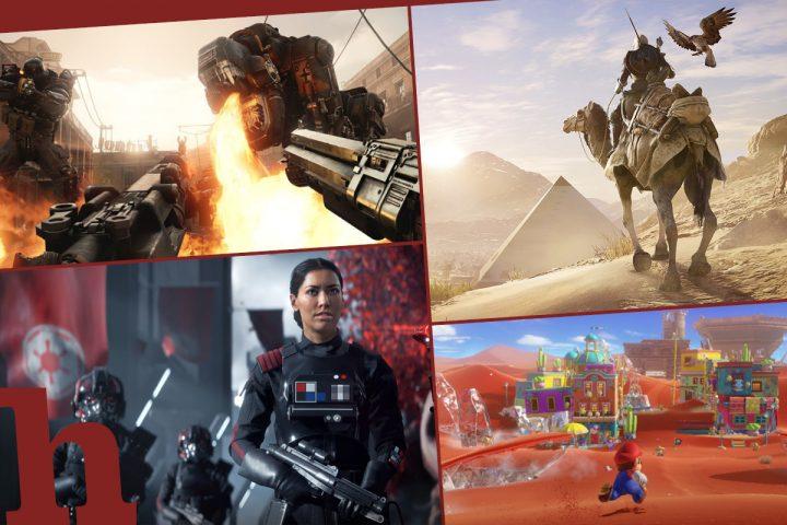Die 17 Top-Spiele der E3 – Teil 1: So genial wird der Herbst