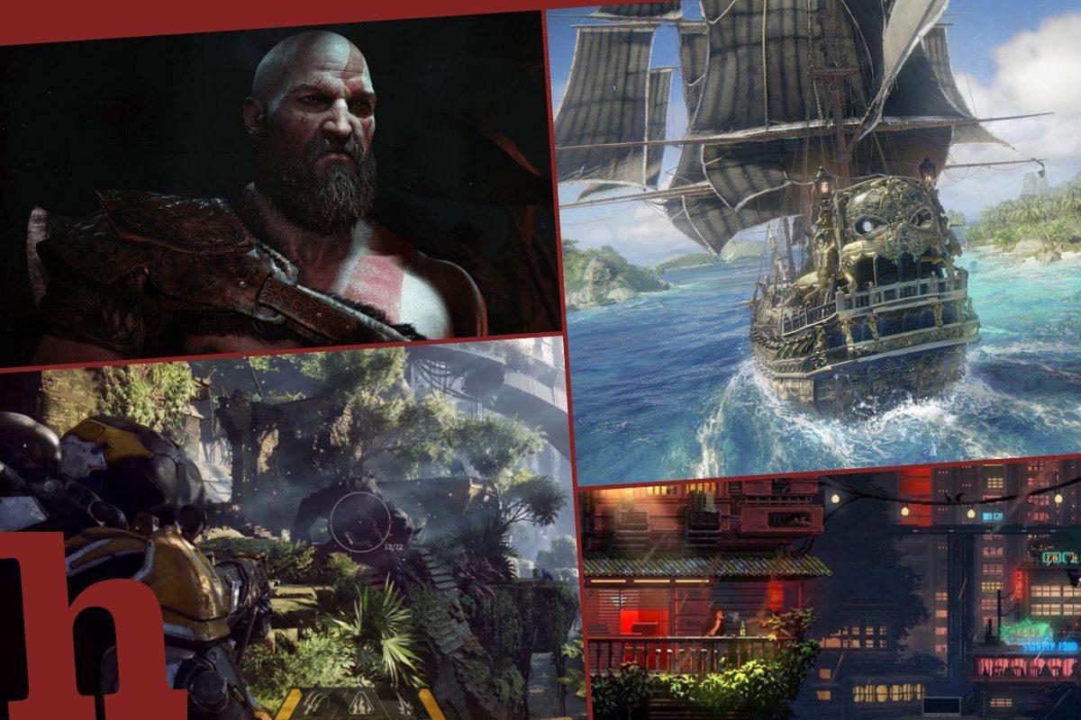 Die 17 Top-Spiele der E3 – Teil 2: so genial wird 2018