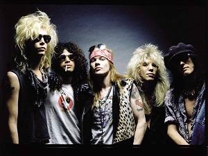 Guns N' Roses Konzert, guns n' roses, wien, konzert, happel-stadion, band, show