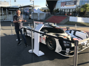 gerald enzinger, porsche hybrid 919, le mans, siegerauto, motorsport-experte