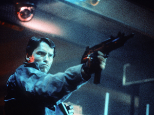 arnold schwarzenegger, arnie, terminator, trilogie, actionfilme, 70. geburtstag