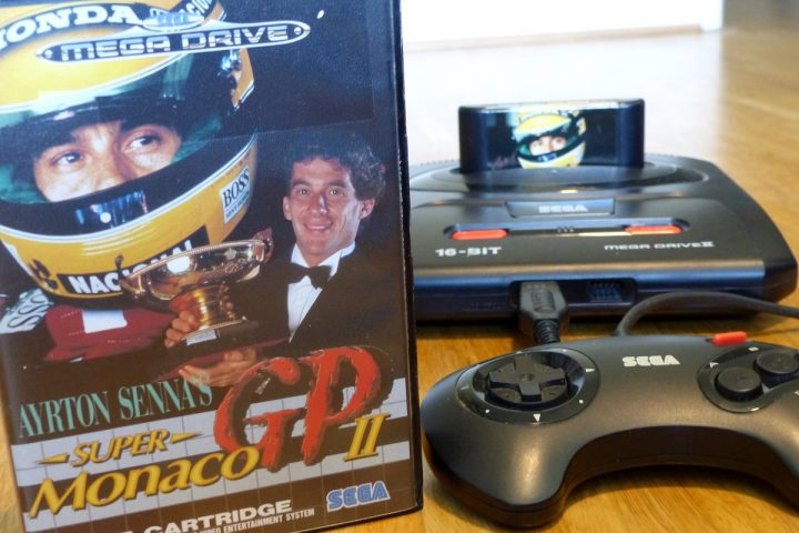 Ayrton Senna Forever! Super Monaco GP II im Retro-Test