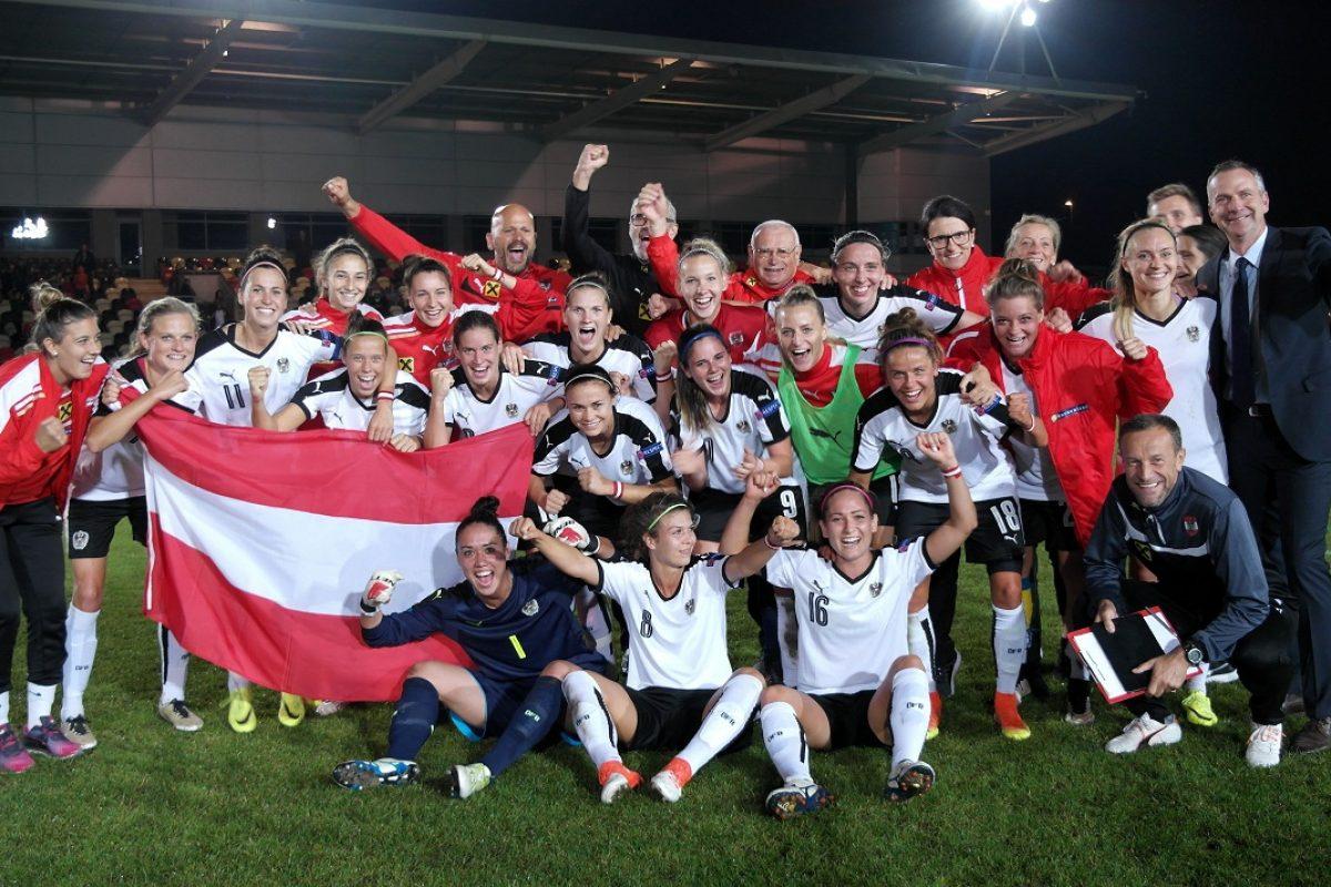 Österreich bei der Frauen EM 2017 – alles, was du wissen musst