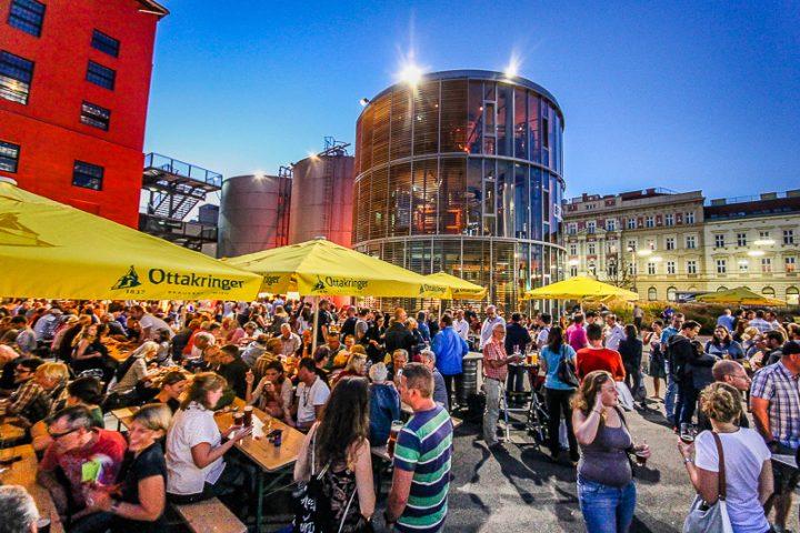 Bier, Brot und Spiele – die Ottakringer Braukultur-Wochen 2017