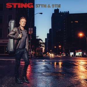 sting konzert, sting, konzert, 57th & 9th, neues album, 57th & 9th, oesterreich, 57th & 9th, neues album, 57th & 9th album