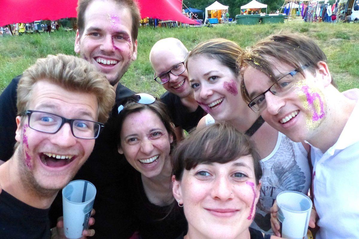 Tanz durch den Tag: So lässig war das Aufwind Festival