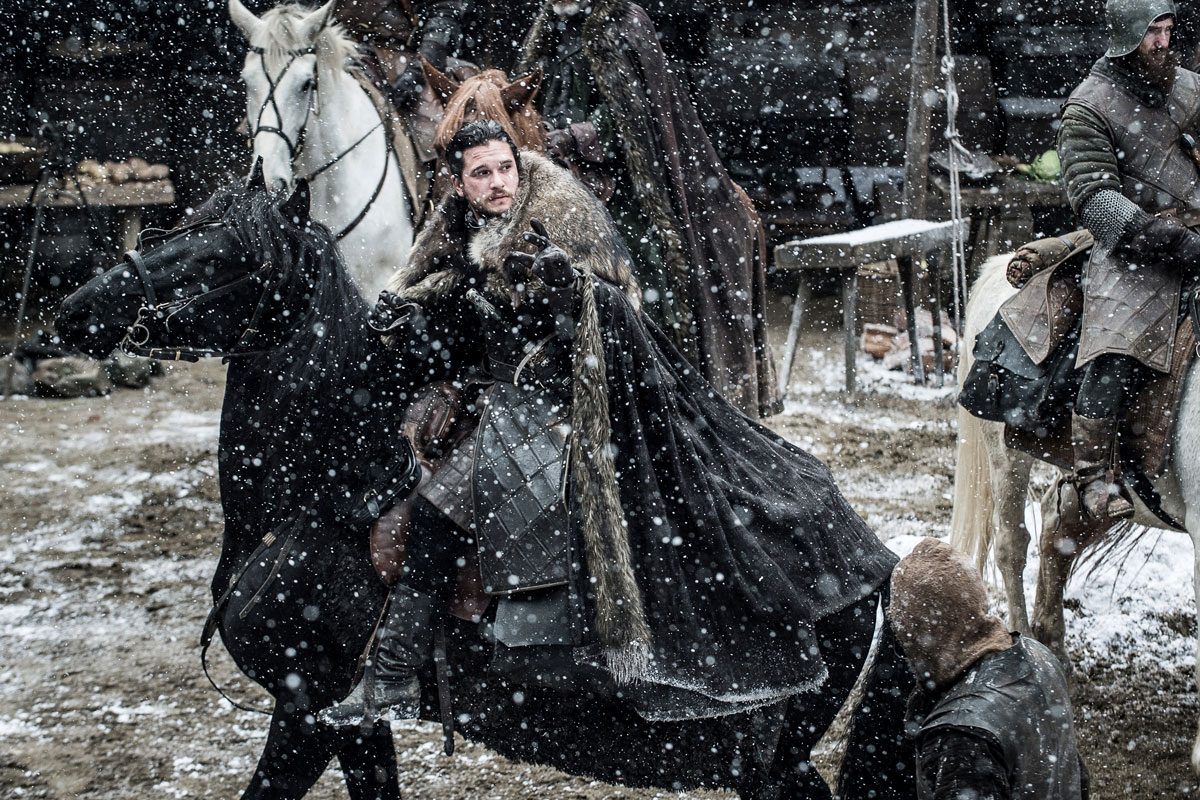 Der Winter ist da! Alles zur siebten Staffel Game of Thrones