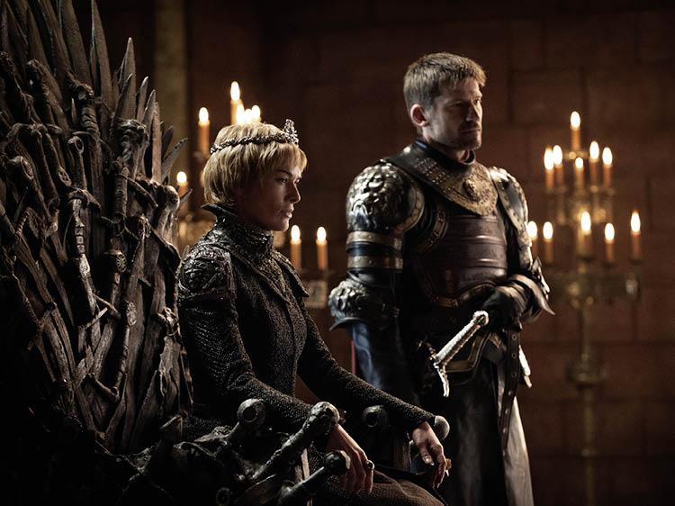 2017, game of thrones, hbo, sky, Serienstart, handlung, iron throne, cersei
