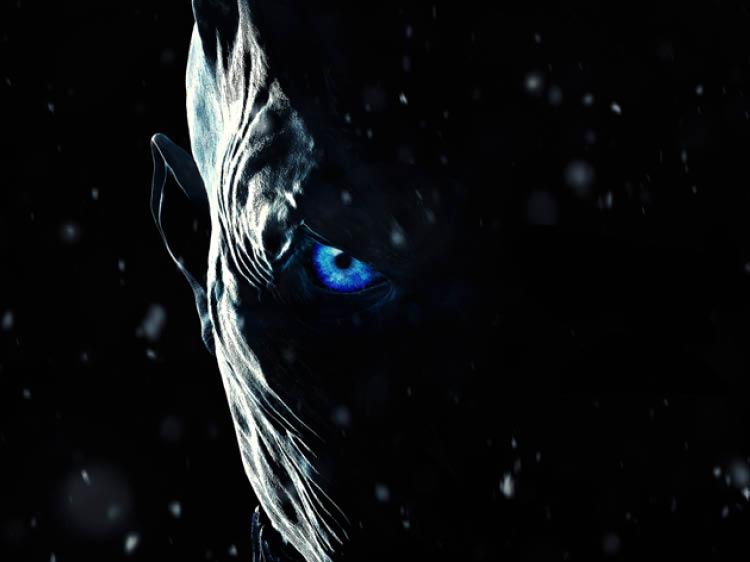 2017, game of thrones, hbo, sky, Serienstart, handlung, white walker