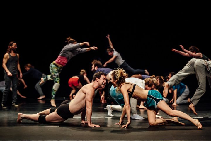ImPulsTanz lockt mit Performances, Workshops und Partys
