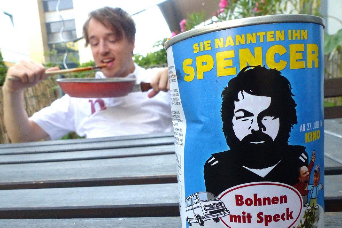 Sie nannten ihn Spencer – Kritik: 8 Jahre für ein Halleluja