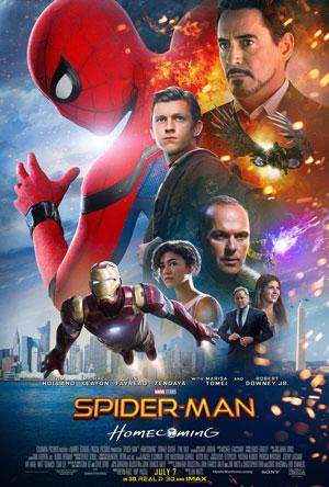 2017, film, filmstarts, spiderman, spider-man, homecoming, tom holland, michael keaton