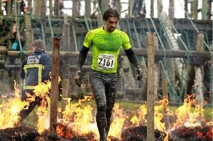 tough guy race, hindernislauf, 2017, feuer, hindernis, starter