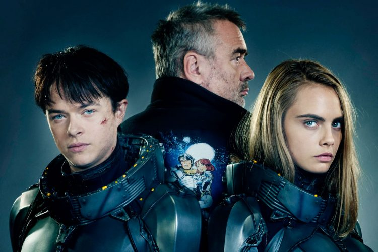 Valerian – Bessons neuer Science-Fiction-Farbrausch