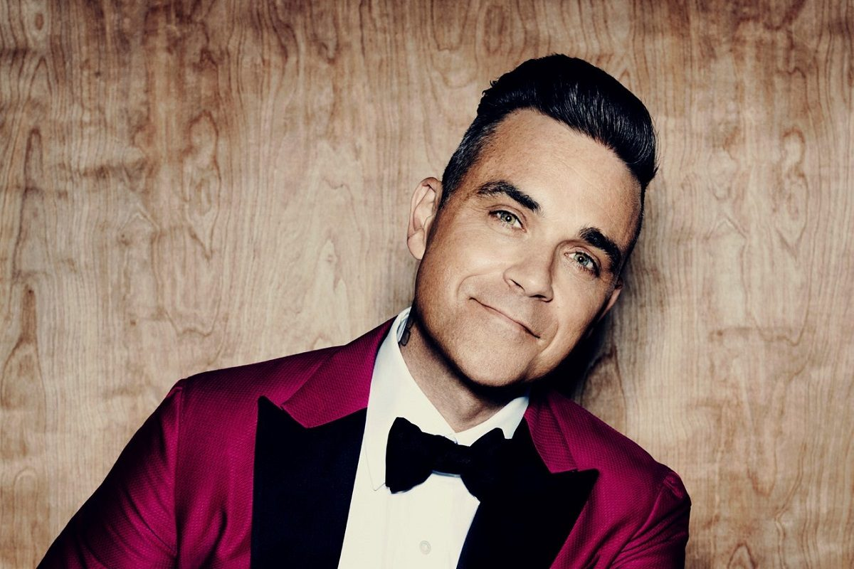 Robbie Williams Konzert in Wien – da gibt's Heavy Entertainment!