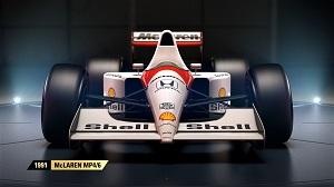 f1 2017, formel 1, f1, 2017, autos, klassische autos, mclaren mp 4/6, mclaren, 1991