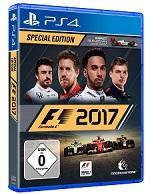 f1 2017, formel 1, f1, 2017, packshot, huelle, ps4, special edition