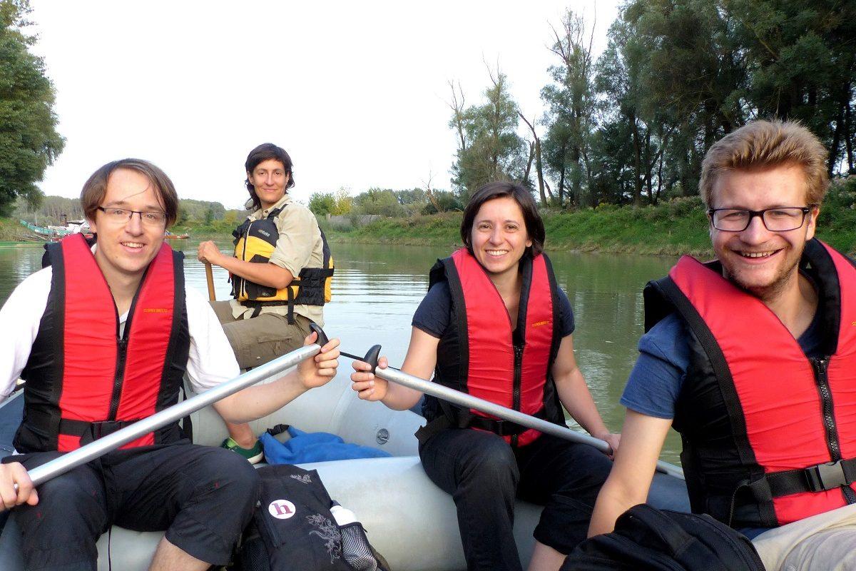 Pssst! Eine Nacht-Tour von Orth durch die Donau-Auen