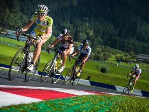 Christoph Strasser, Fahrrad, rad, formel 1, red bull ring, spielberg, strecke, ring radln, ring rad'ln, race across america, sieger