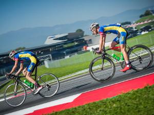 Fahrrad, rad, red bull ring, rennstrecke, ring radln, spielberg, radrennen, formel 1, strecke