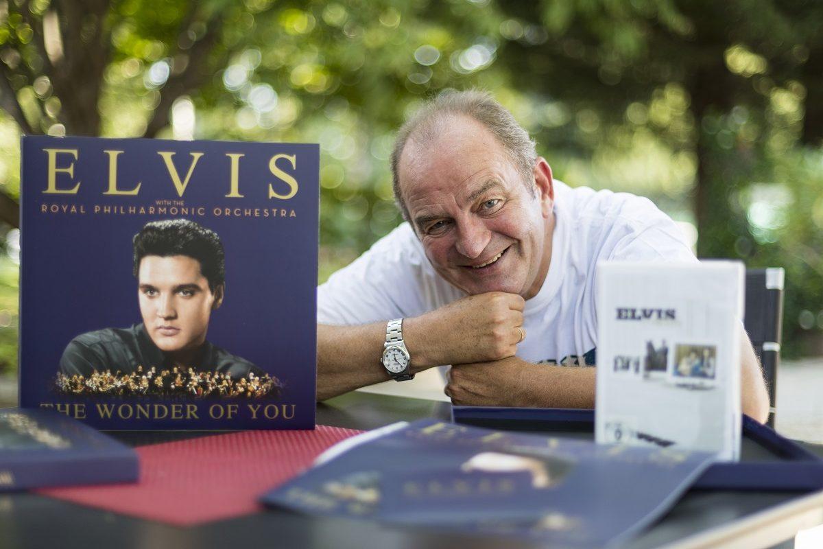 """Prohaska: """"Mein Vater hat sich sogar frisiert wie Elvis!"""""""