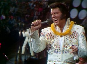 elvis, konzert, hawaii, aloha from hawaii, orf, mondlandung