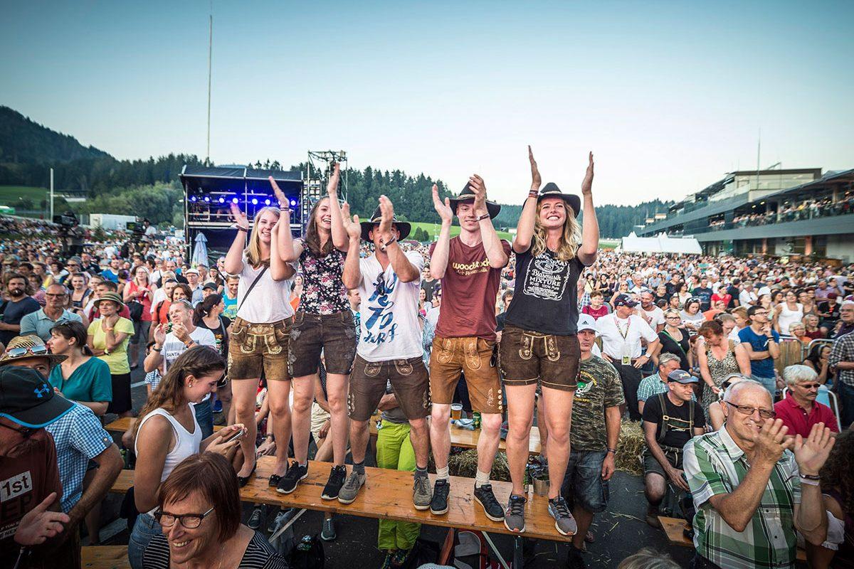 Spielberg Musikfestival 2017 – der Musikantenstadl 2.0