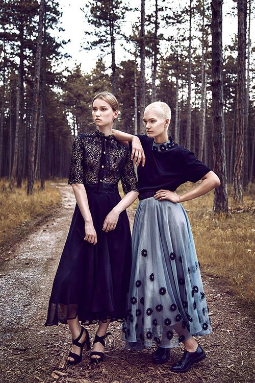 Vienna Fashion Week, Museumsquartier, Mode, Design, Irina Schrotter