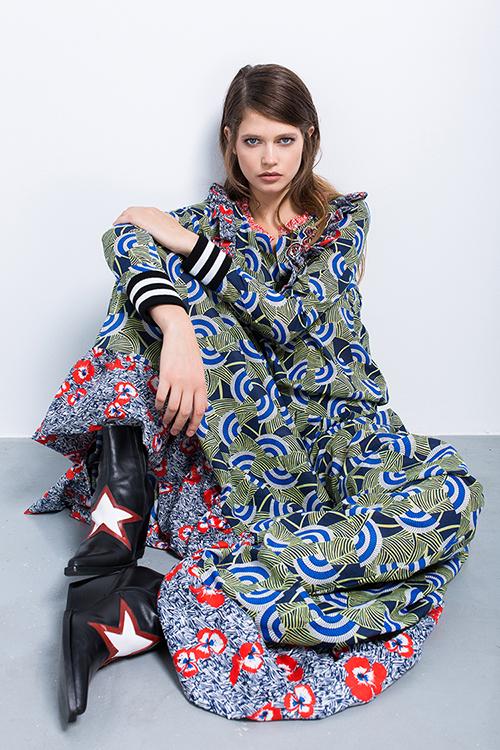 Vienna Fashion Week, Museumsquartier, Mode, Design, Smaranda Almasan