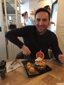 Barcelona, Essen, Frühstück, Brunch, Brunch & Cake, lokal, tipps