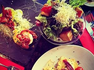 Barcelona, Essen, Tipps, Lokal, Abendessen, Tapas, Elysa y Fred