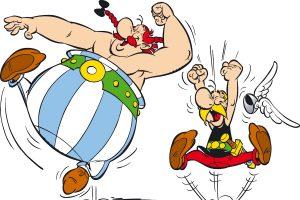 Beim Teutates! Gewinnt den neuen Band Asterix in Italien