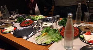 Istanbul, Lokaltipps, Abendessen, Umut Ocakbasi