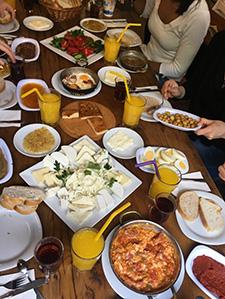 Istanbul, Essen, Restauranttipps, Frühstück, Van Kahvalti Evi