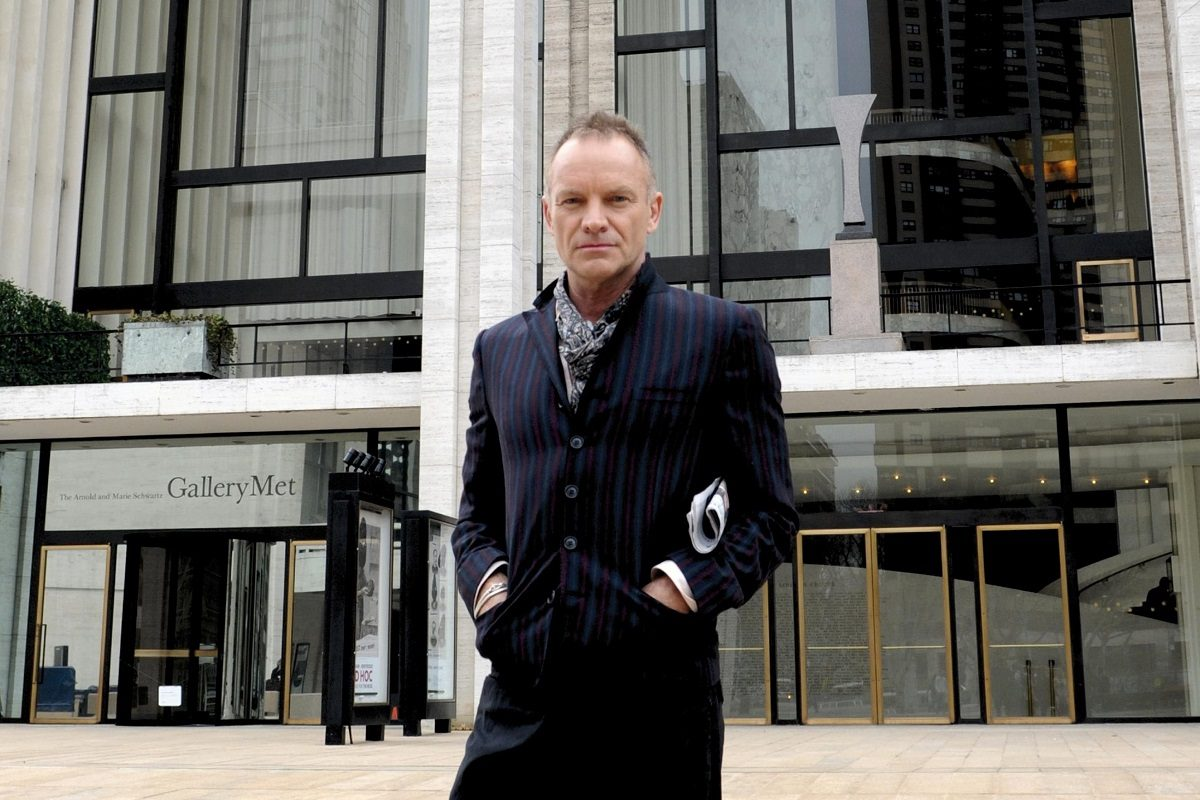 Sting Konzert in Wien – Musikerlebnis pur statt Show-Theater