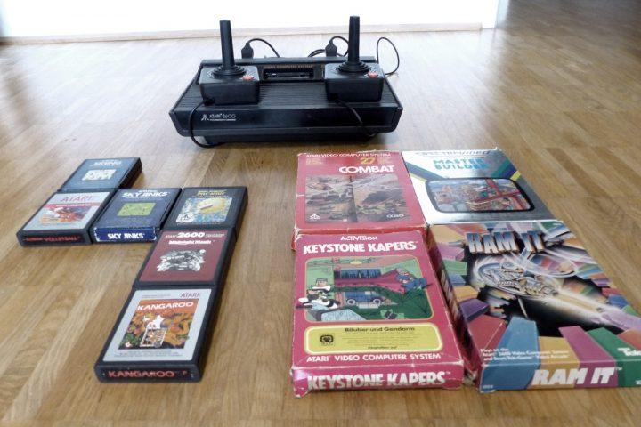 40 Jahre Atari 2600 – simpler Spaß ohne Ablaufdatum