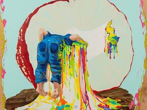 vienna contemporary, 2017, GAMA, Galerie, Michael Schultz, kind, bild
